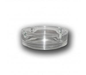 Asbak Glas Helder 10,7 cm.