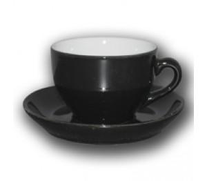Rianne Cappuccino zwart  18 cl.