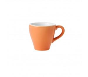 Barista Espresso Kop Oranje 7 cl.