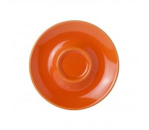 Bola Koffie oranje-roomwit 15 cl. SET
