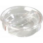 Deksel kan 1,7 liter recht transparant elan
