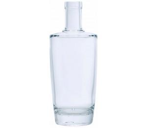 Fles 0,7 liter met dop 4415 70,loo