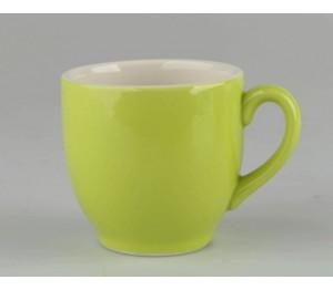 Kop 14 cl koffie lime