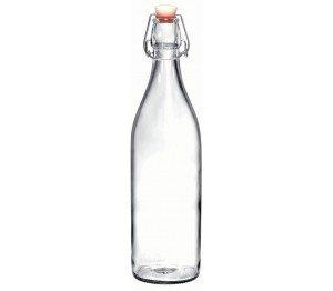 Fles 1 liter met beugel giara