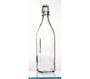 Fles 1 liter met beugel swing