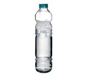 Fles 1,1 liter vita
