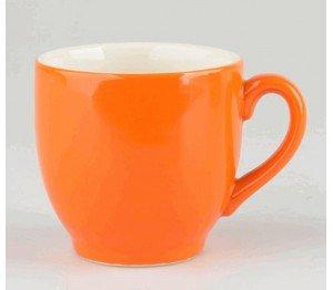 Kop 14 koffie oranje