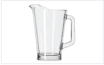 Bier pitchers/ karaffen met eigen opdruk bestellen?