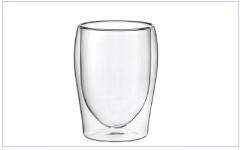 Dubbelwandig thermisch glas met logo opdruk bestellen? Wij bedrukken dubbelwandige koffie glazen, dubbelwandige theeglazen en andere dubbelwandige glazen met uw logo.